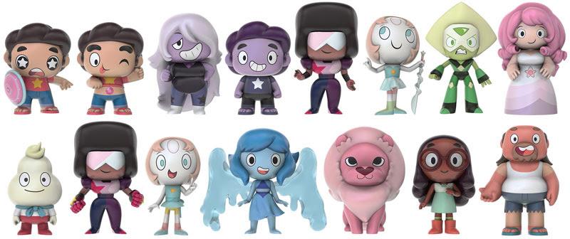Mystery Mini Steven Universe 2