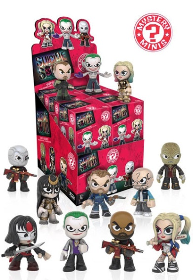 Mystery Minis Suicide Squad 1