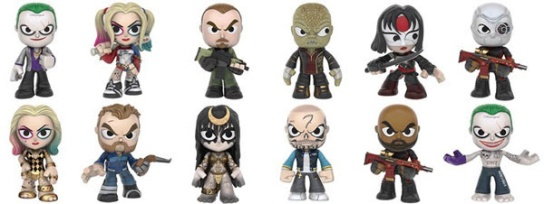 Mystery Minis Suicide Squad 2