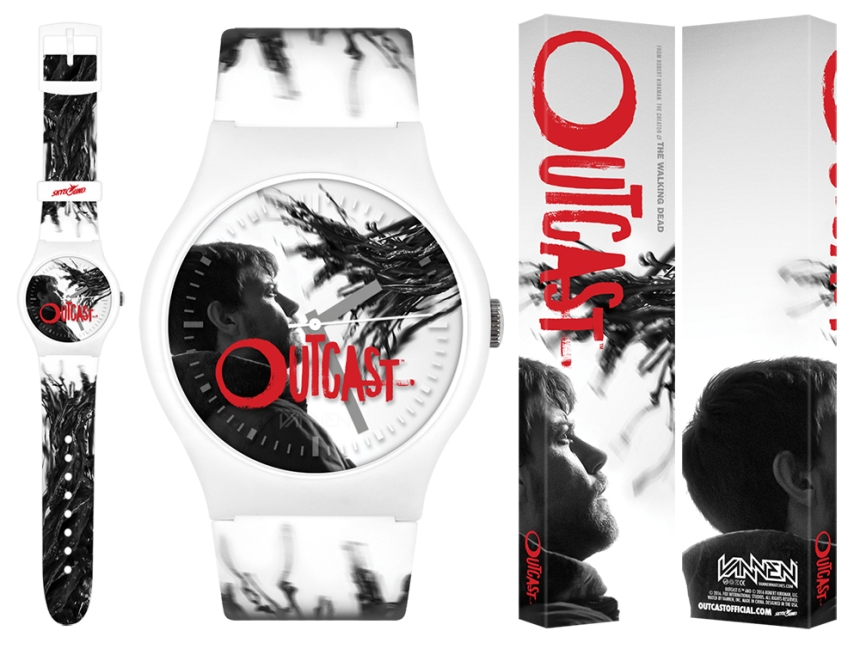 Outcast Limited Edition Watch