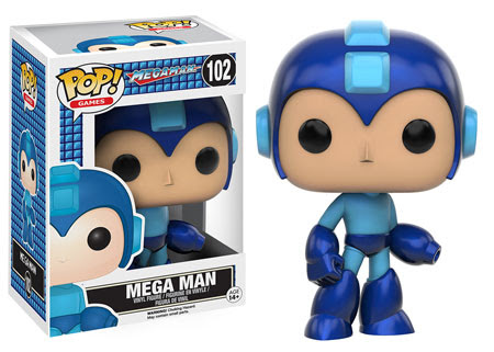 Pop! Games Mega Man 1