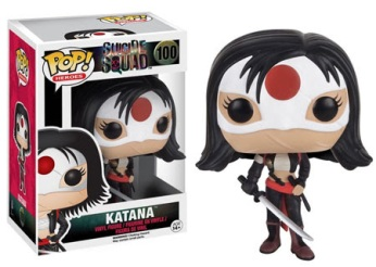 Pop! Heroes - Suicide Squad 3