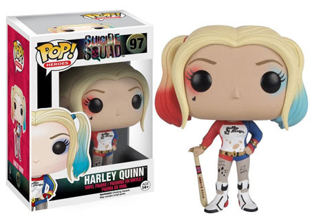 Pop! Heroes - Suicide Squad 7