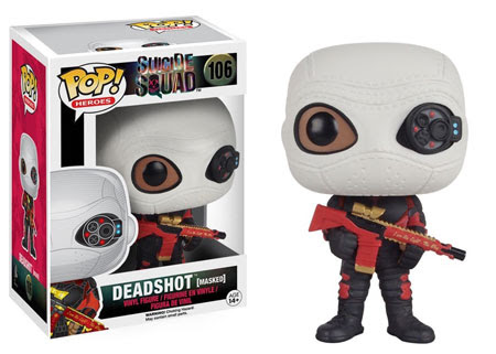 Pop! Heroes - Suicide Squad 8