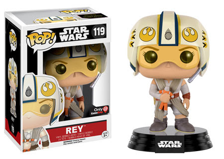 Pop! Star Wars The Force Awakens 12