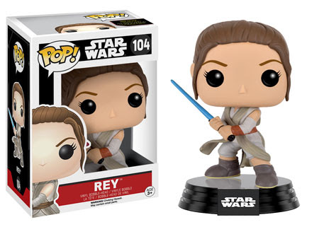 Pop! Star Wars The Force Awakens 7
