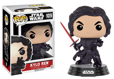 Pop! Star Wars The Force Awakens 8