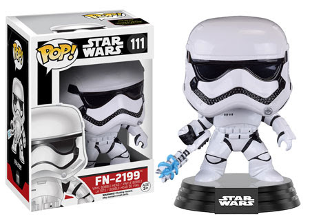 Pop! Star Wars The Force Awakens 9