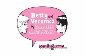 Rachel Antonoff BETTY & VERONICA