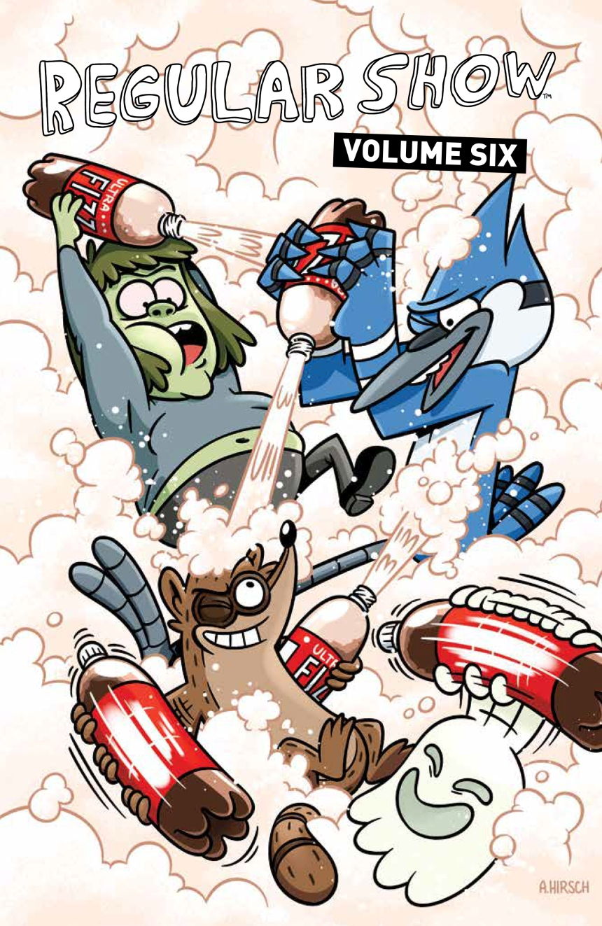 RegularShow_v6_TP_cover