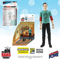 Sheldon The Big Bang Theory SDCC 2016 2