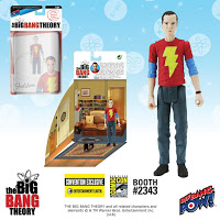 Sheldon The Big Bang Theory SDCC 2016 4