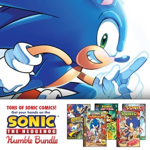 sonic humble bundle