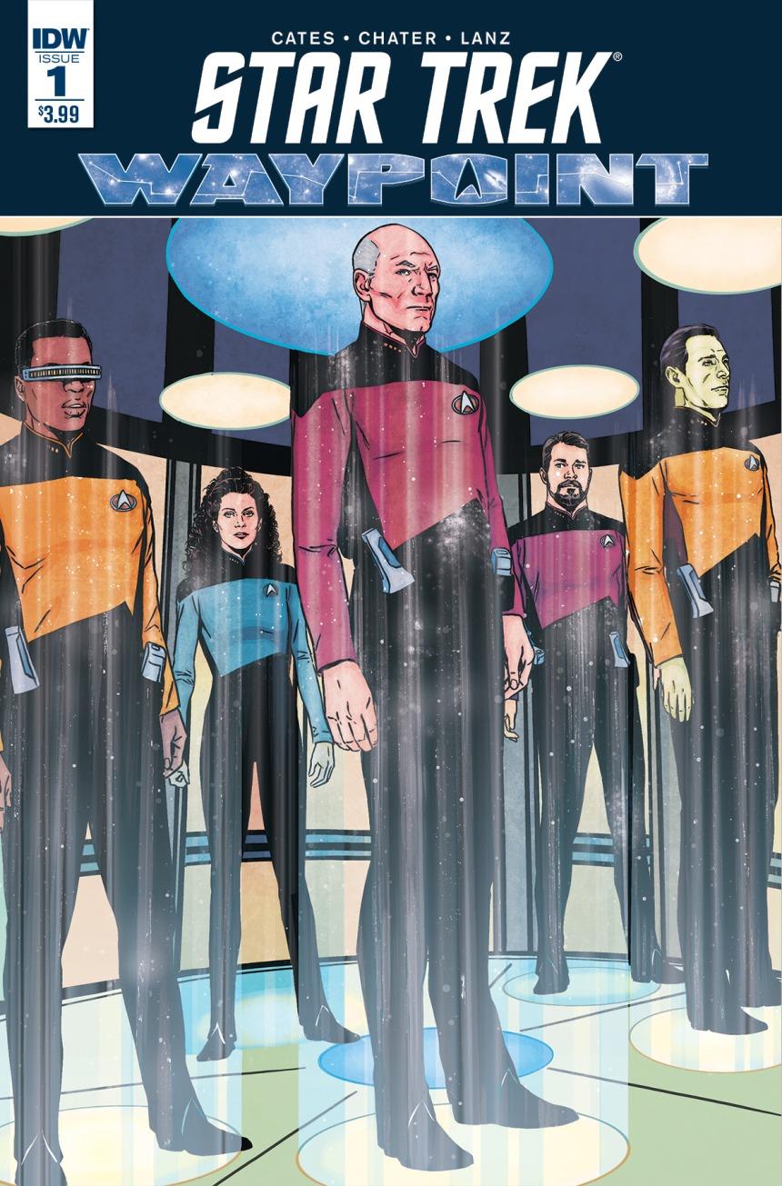 Star Trek Waypoint 1