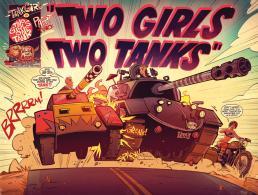 TankGirl TGOT Preview 2 - 3