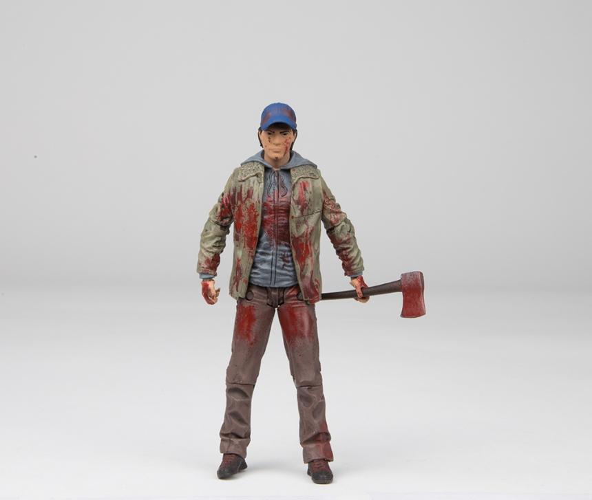 The Walking Dead's Negan and Glenn 2 pack Action figure Set 2