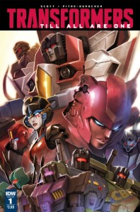 transformers all are one 1