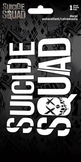 Trend International_Suicide Squad Logo decal