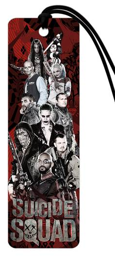 Trends International_Suicide Squad bookmark