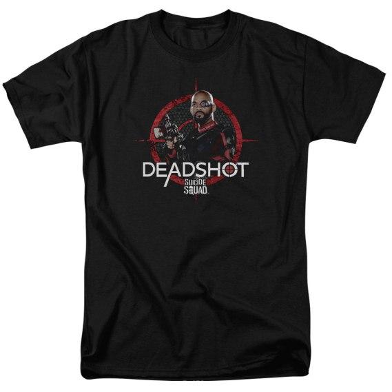 Trevco_Suicide Squad_Deadshot shirt