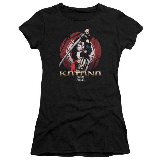 Trevco_Suicide Squad_Katana shirt