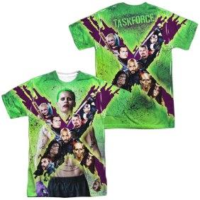 Trevco_Suicide Squad_Taskforce shirt