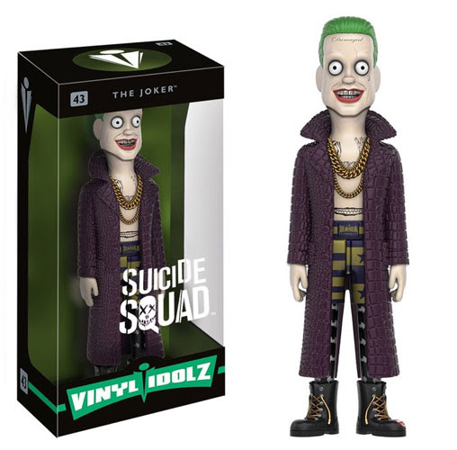 Vinyl Idolz Suicide Squad - The Joker