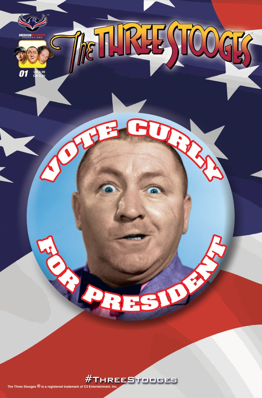 #Vote Curly For President