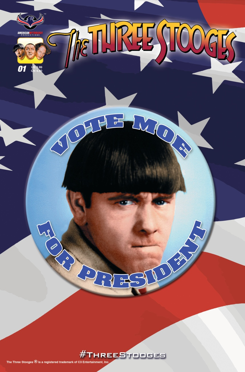 #Vote Moe For President