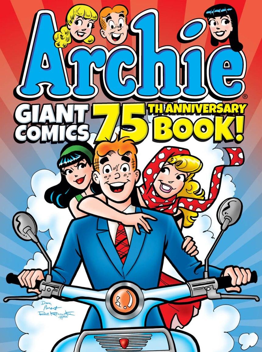 ArchieGiantComics75thAnniversaryBook