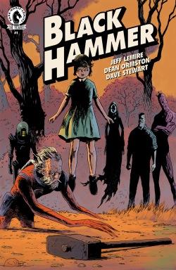 Black Hammer #1 1