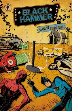 Black Hammer #1 2