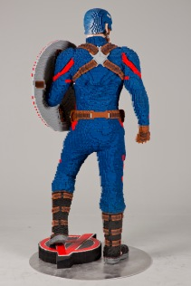 Captain America Back