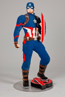 Captain America Front