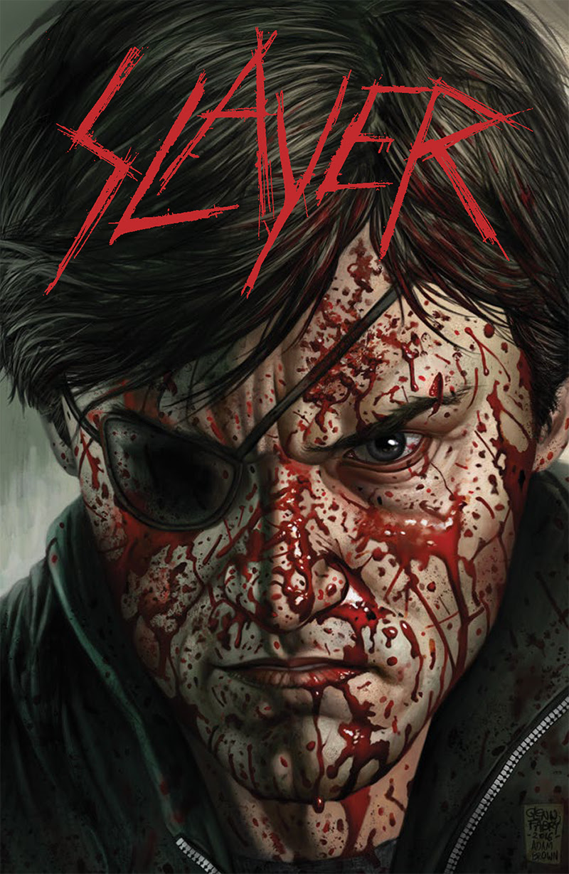 Dark Horse Comics and Slayer to Release Repentless