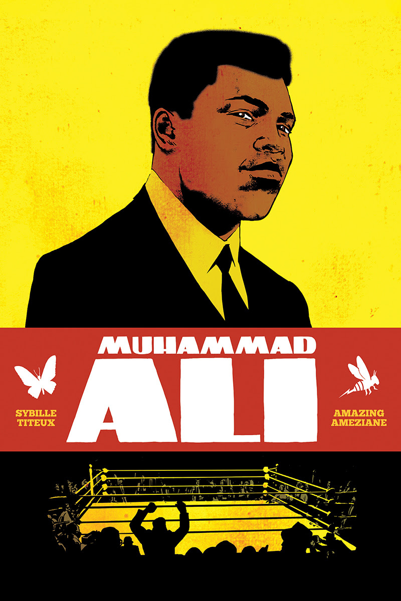"Dark Horse to Publish Original Graphic Novel ""Muhammad Ali"" 1"
