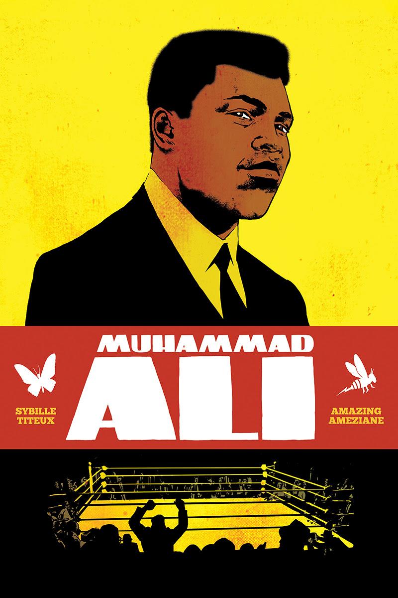 "Dark Horse to Publish Original Graphic Novel ""Muhammad Ali"" 1"