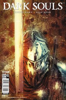 DARK SOULS SDCC COVER