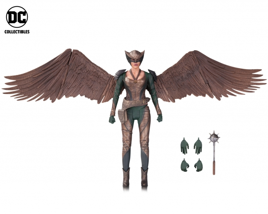 DC's Legends of Tomorrow Hawkgirl