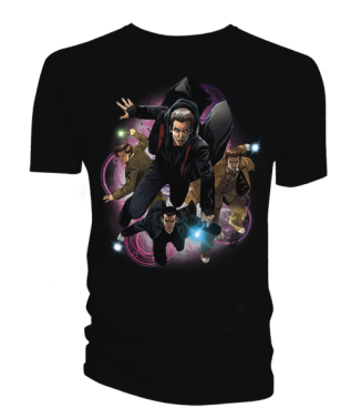 Doctor Who Comics Day Tshirt