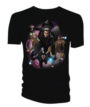 Doctor Who Comics Day Tshirt
