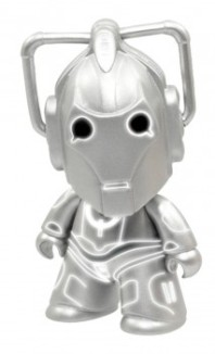 Doctor Who Comics Day Vinyl Cyberman