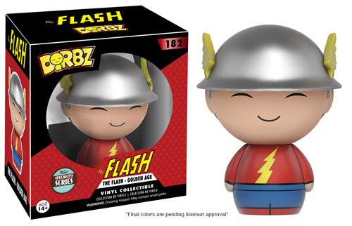 Dorbz DC - Golden Age Flash