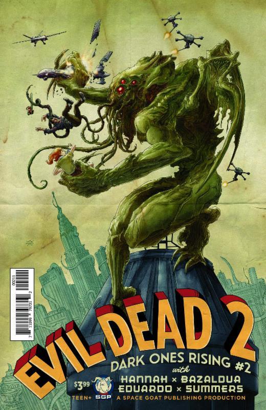 EVIL DEAD 2 DARK ONES RISING #2 (OF 3) 1