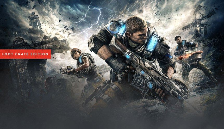 Gears of War Loot Crate