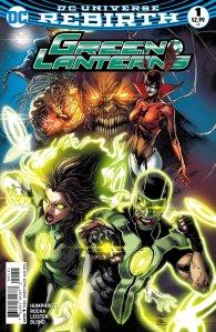 green lanterns 1 cover