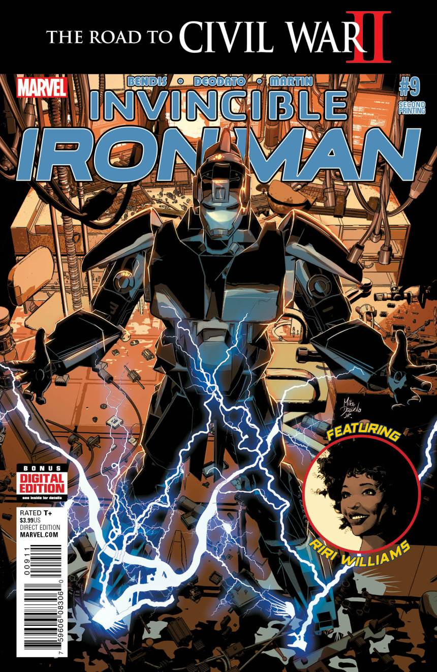 Invincible_Iron_Man_9_Second_Printing_Cover