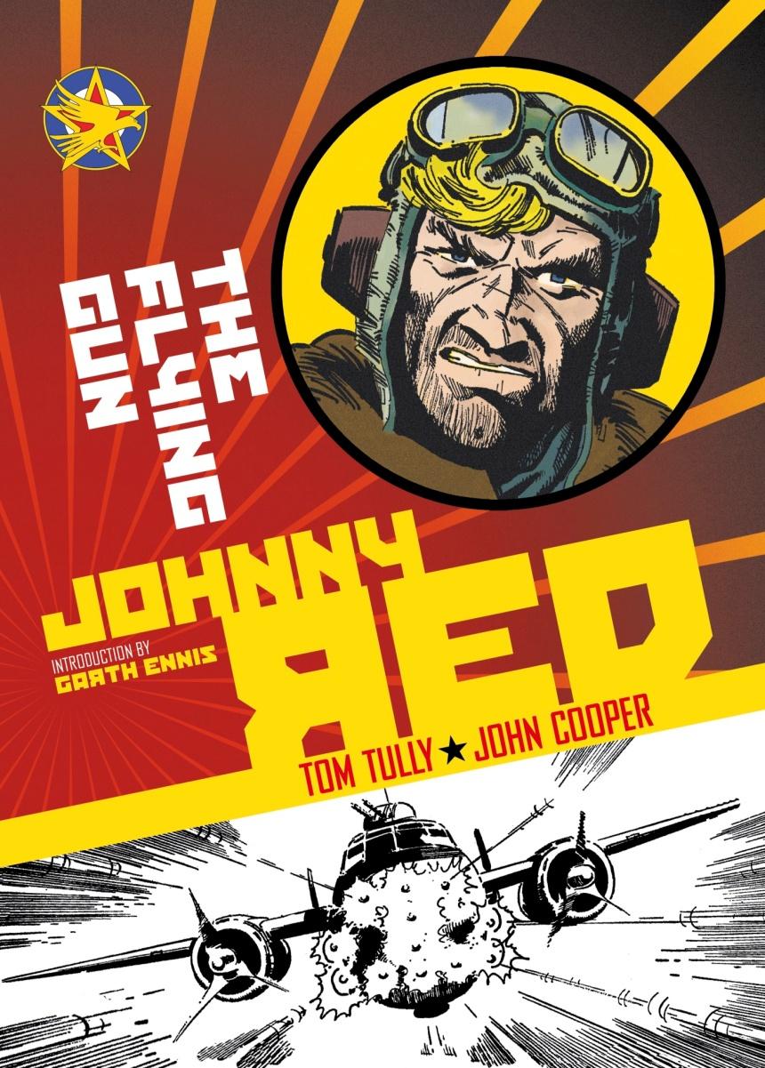 JOHNNY RED FLYING GUN COVER