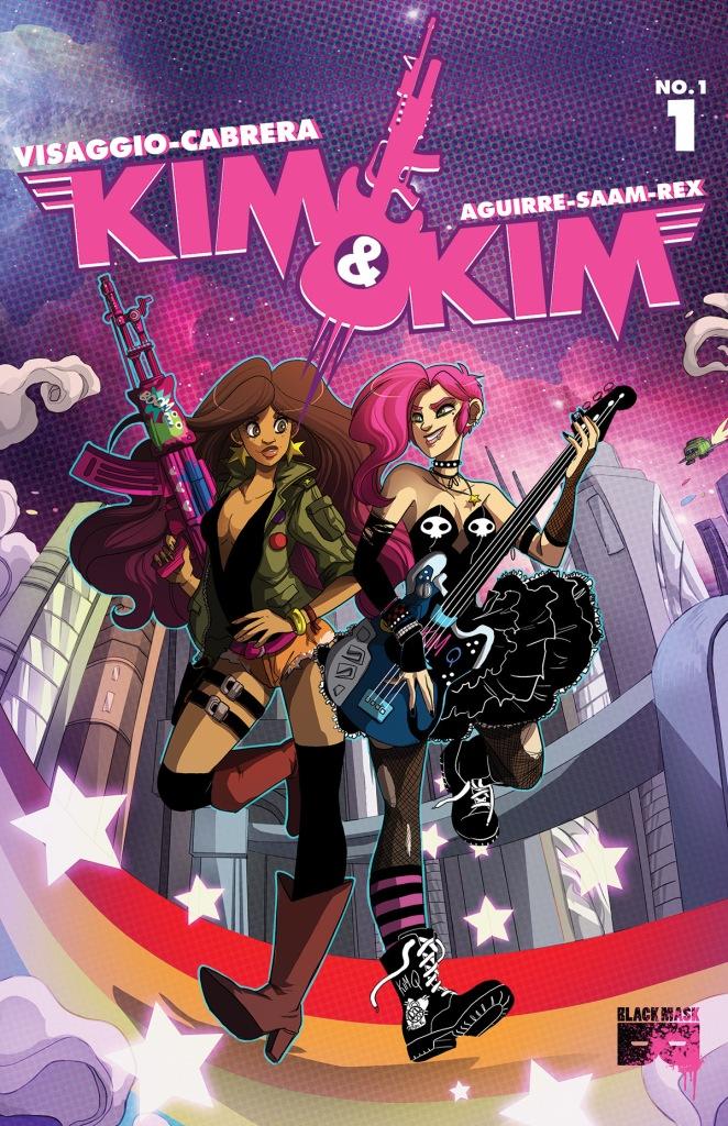 KIM & KIM #1 11