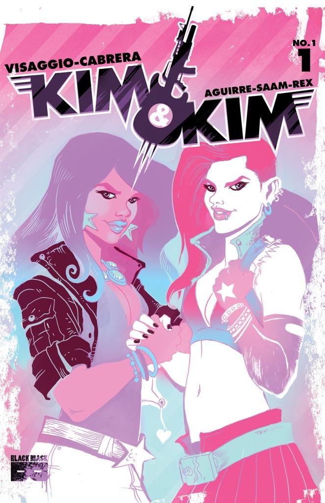 KIM & KIM #1 9